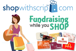 Image result for scrip fundraising