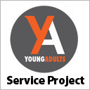 Young Adult Service Project: Habitat for Humanity