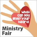 Ministry Sign-up Fair