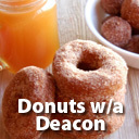 ▶︎Donuts with a Deacon