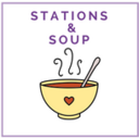 Stations & Soup: Fridays during Lent at 6:00 p.m.