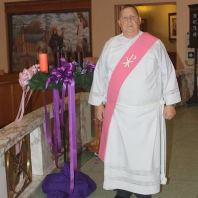 Deacon Peter R.C. Haight
