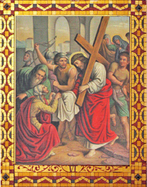 Good Friday Stations of the Cross at noon