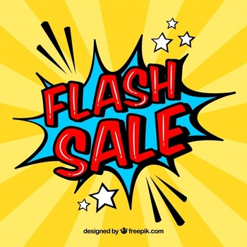 FLASH SALE #2