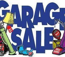 Garage Sale Drop Off Days