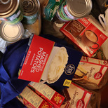 Easter Dinner Food Drive