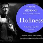 Mission Day Three: Holiness
