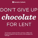 Have the best Lent ever
