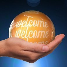 Welcome, new parishioners!