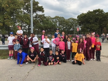 ST. THERESA BREAST CANCER WALK