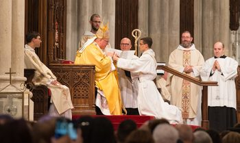 ORDINATION OF FR. LOUIS MASI