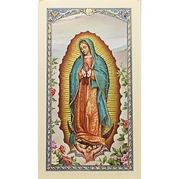 FEAST OF OUR LADY OF GUADALUPE - click here for more info