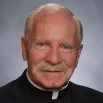Funeral for Fr Emmet Marceau, senior priest of the diocese
