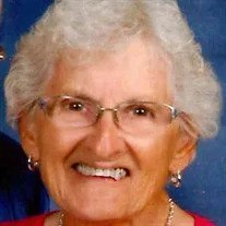 Funeral for Jean Shurlow