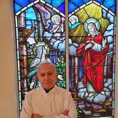 Sub-Deacon Michel Rabbah, MCR