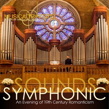 Symphonic Sounds, Andrew H. Yeargin, organ