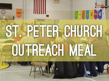 Outreach Meal (Not being held this month)