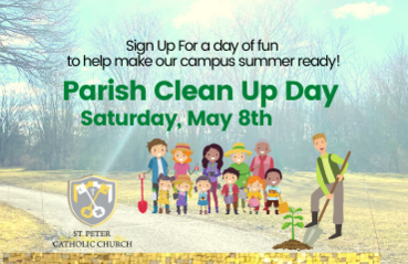 Parish CleanUp Day