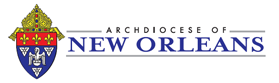 Archdiocese of New Orleans + eCatholic Claim Your Website