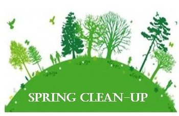 OLP Lakeview Cemetery Spring Clean-up