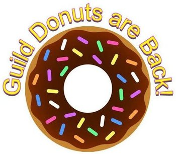 OLP Guild Donuts Sale